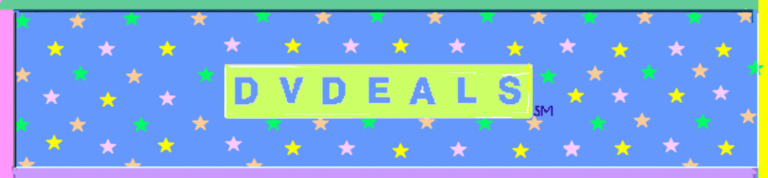 Visit DVDEALS at dvdeals.com. Dvdeals logo and name is a registered trademark, all rights reserved.