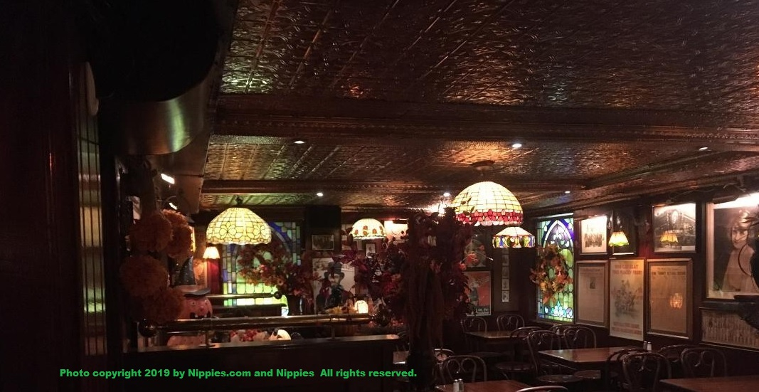 The Irish Pub in Atlantic City, NJ. Photo by Marion Weiscarger Roughsedge Copyright 2019 - 2021by Nippies and Nippies.com